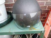 Helm für Mofa Motorrad