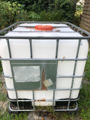 IBC Wassertank