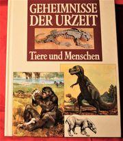 Geheimnisse der Urzeit - Tiere und