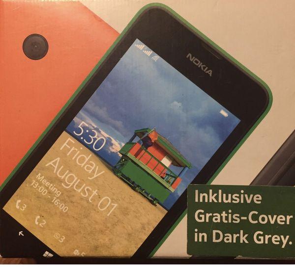 NOKIA Lumia 530 SD Darkgrey