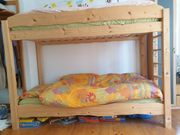 Hochbett Etagenbett für 2 Kinder