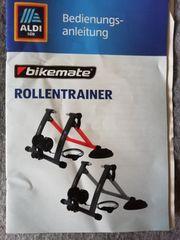 Rollentrainer Fahrrad Neu