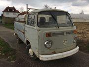 VW T2b Pritsche mit dt