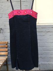 Jeanskleid mit Spagettiträger von Promod