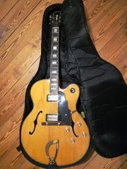Jazzgitarre DeArmond Guild X155 Archtop