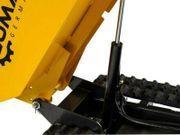 Raupendumper Minidumper mit Kipphydraulik - MD500H