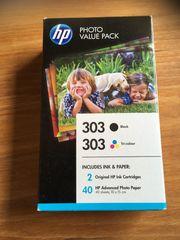 Druckerpatronen HP 303 u HP -