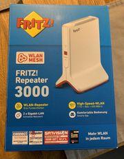 FritzBox Repeater 3000 neu versiegelt