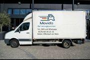 Möbeltransport Umzug Transport Entrümpelung - Spontan günstig