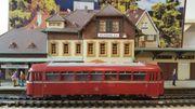Modelleisenbahn Verkauf Schienenbus