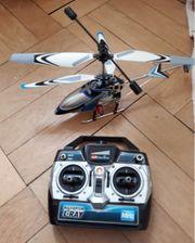 Hubschrauber - für Bastler