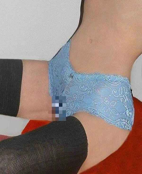 INSIDE Slip - Höschen - weibliche Ejakulation -