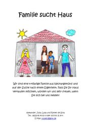 Familie sucht Haus in Neckargemünd