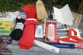 Camping Campingzubehör Moskitonetz Hängeregal Müllständer: Kleinanzeigen aus Worms - Rubrik Campingartikel