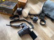 Nikon D5600 Mega Kit Nikkor