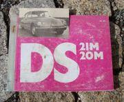 Betriebsanleitung Citroen DS 20 M
