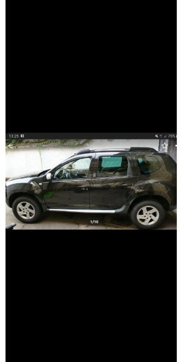 Dacia duster klima AHK Scheckheft