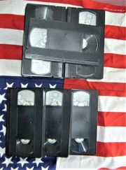 VHS Kassetten 180er NEU 6