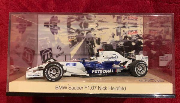 BMW Sauber F1 07 Nick