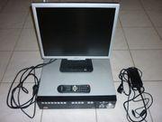 ABUS Video-Überwachungsanlage inkl Bildschirm