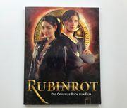 Rubinrot - Das offizielle Buch zum
