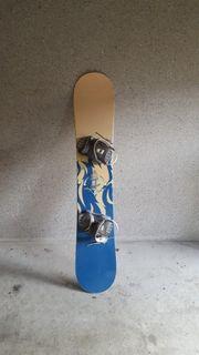 Palmer Snowboard 154cm mit Stiefeln