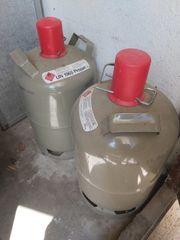 11kg Eigentums Gasflasche