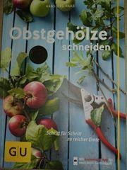 Buch Obstgehölze schneiden
