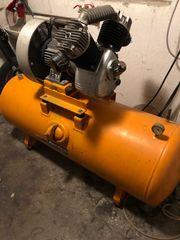 Kompressor- 350 Liter- Kaeser