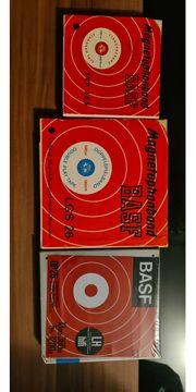 BASF Magnetophonbänder