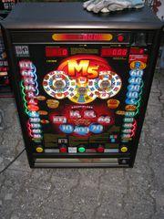 Verkaufe Spielautomat Crown M5