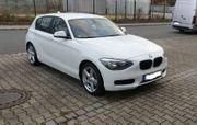 BMW 116i 5-Türer 1 Hand