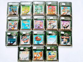 Nintendo Gameboy Spiele Color Classic: Kleinanzeigen aus Rödersheim-Gronau - Rubrik Nintendo, Gerät & Spiele