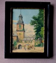 2 Top Gemälde Butzbach Hessen