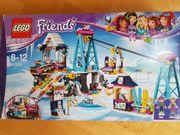 Lego friends 41324 skilift mit
