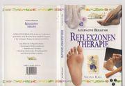 Buch Reflexzonen Therapie - Alternative Heilkunde -