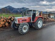 Verkaufe Steyr 8100