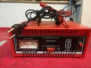 Ladegerät 12 Volt für Fahrzeugbatterien