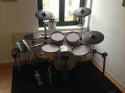 Roland TD-9 drum-tec diabolo shell