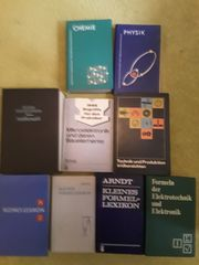 Bücher für den Naturwissenschaftler