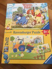 2 Ravensburger Puzzel