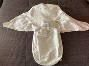 Ergobaby Pucksack Swaddler für Neugeborene