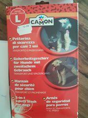Sicherheitsgeschirr Hund L