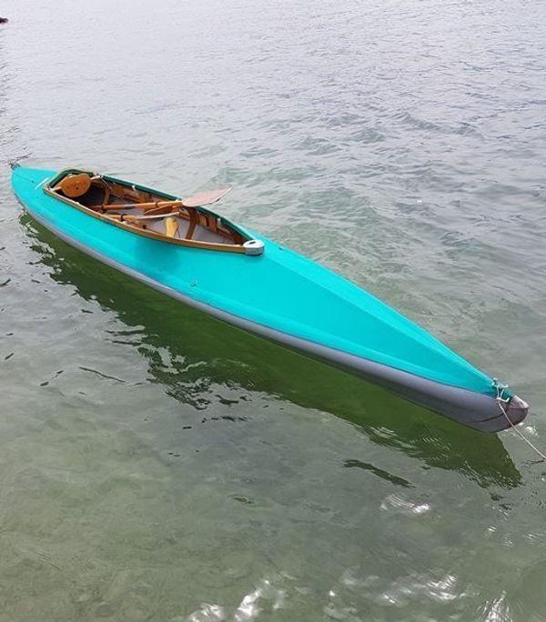 Klepper Aerius II Faltboot in Limburg - Kanus, Ruder