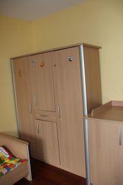 PAIDI Kinderzimmer buche 4 --teilig