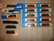 Roco Modelleisenbahn Eisenbahn Dampfloks E-Loks