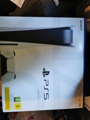 Playstation 5 Disk NEU inkl