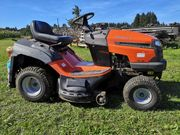 Husqvarna TC38 - Sitzrasenmäher - Rasenmäher Traktor