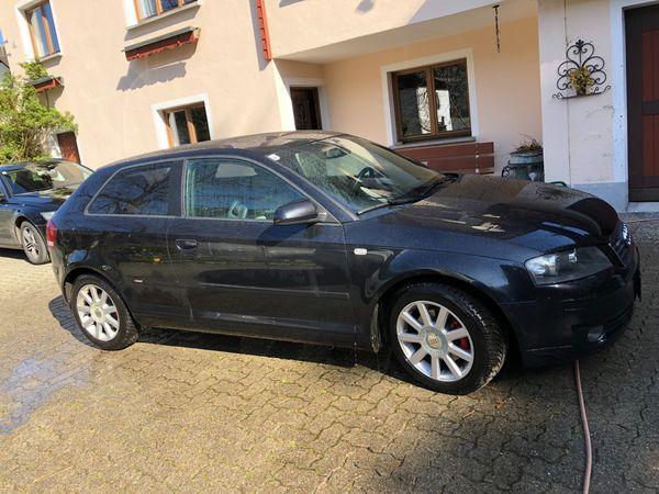 Audi A3 SLine 2 0