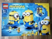 LEGO Minions Bauset mit Versteck-The